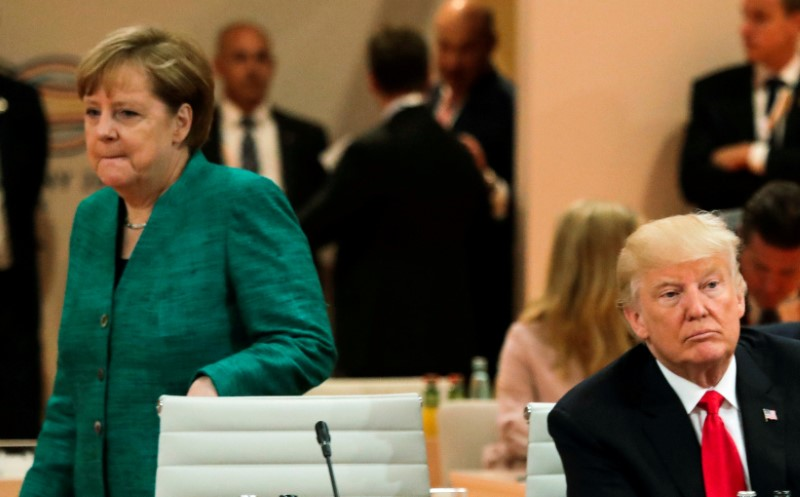 After Iran shock, nervous Europe girds for next Trump salvo