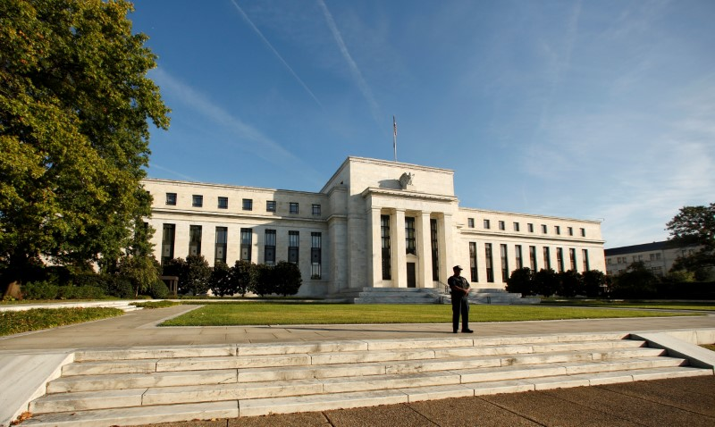 All of Fed's 12 regional banks backed steady discount rate: minutes