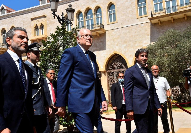 Analysis-Who pays? Lebanon faces tough question in IMF bailout bid