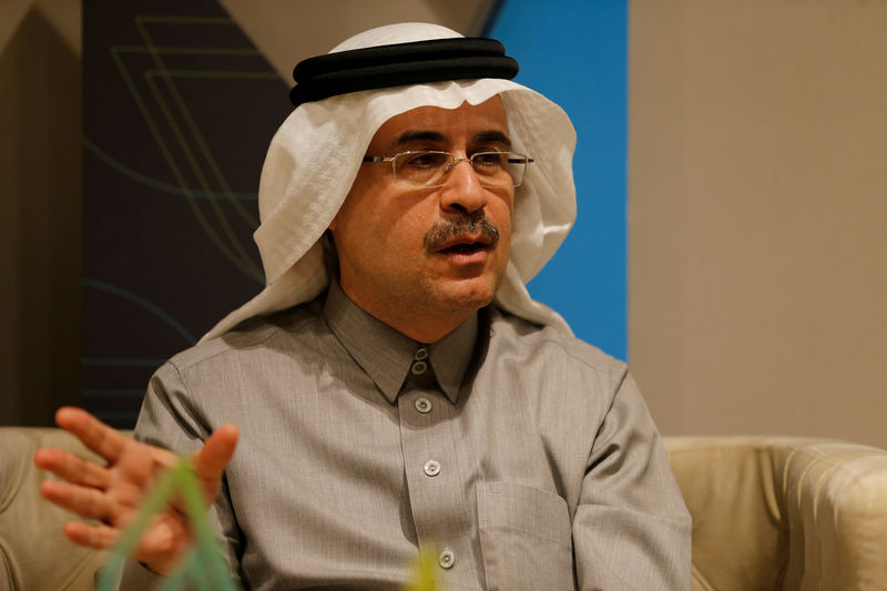 Aramco CEO says oil industry facing 'a crisis of perception'