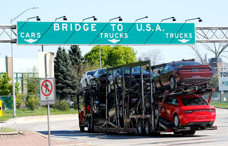 Autos officials hopeful that industry can avoid a NAFTA disaster