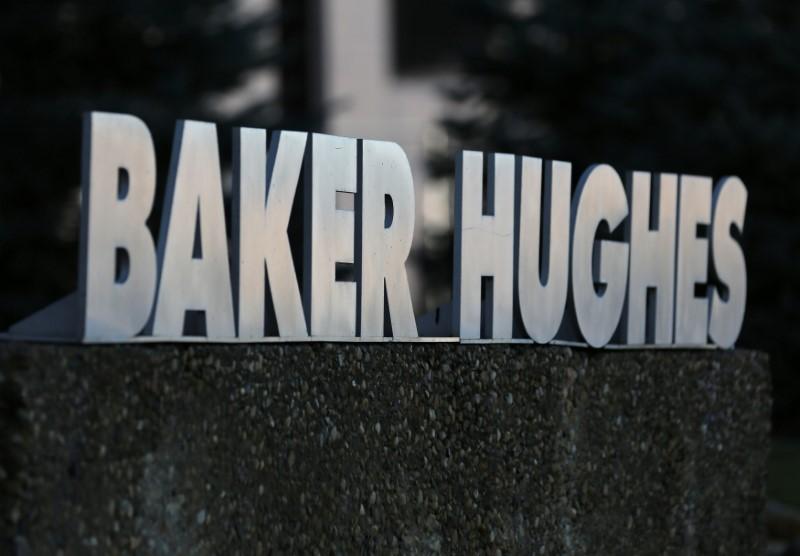 Baker Hughes revenue rises 2.4 percent