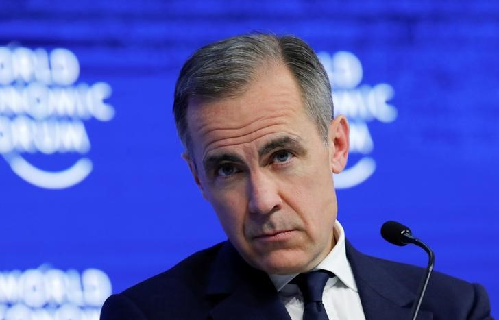Bank of England turning sights to tackling inflation: Carney