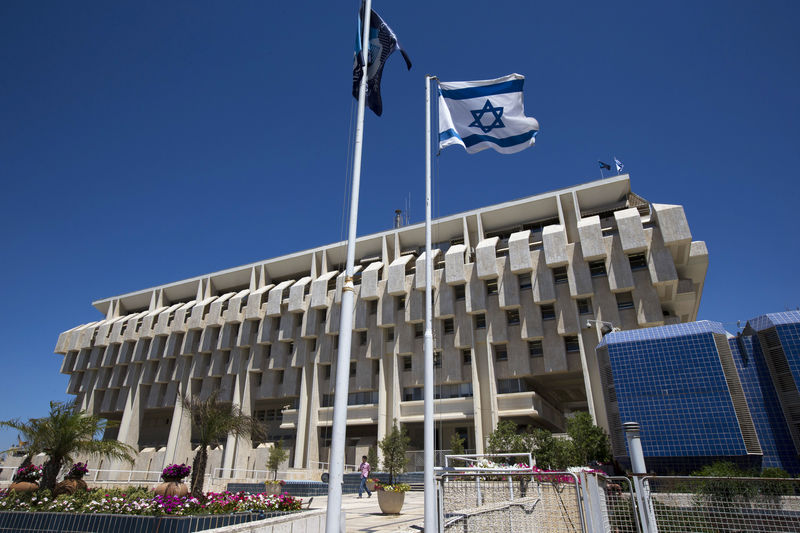 Bank of Israel to hold rates at 0.25 percent because of low inflation: Reuters poll