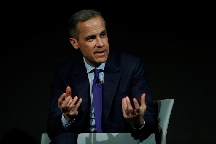 BoE's Carney says prepare for rate hikes over the next few years: BBC