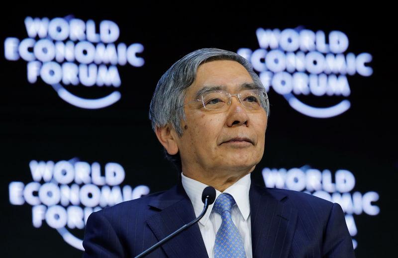BOJ spokesman: Kuroda's comments merely repeat timing of price target