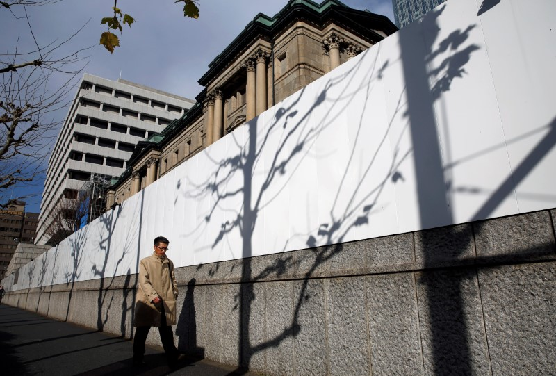 BOJ warns of risk from lax bank loans to 'middle risk companies'