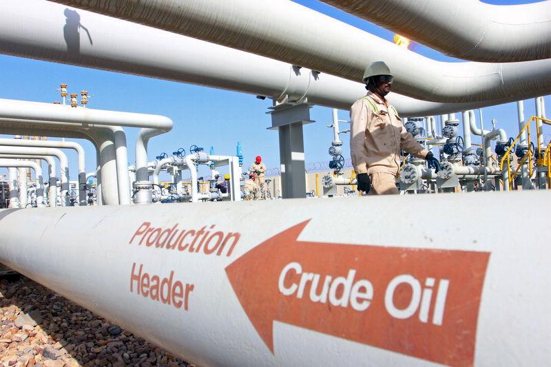 Crude Oil Soars; WTI Hits 7-Year High as OPEC+ Sticks to Plan