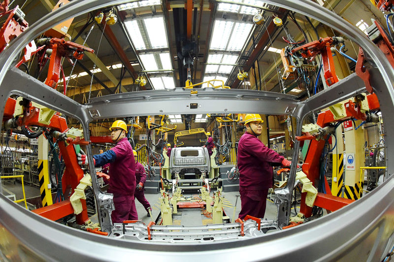 China February factory activity seen shrinking for third month: Reuters poll