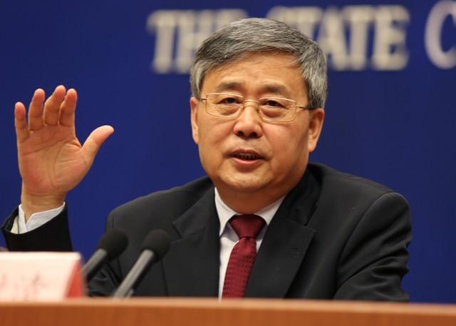 China names Guo Shuqing as central bank party secretary: NYT tweet