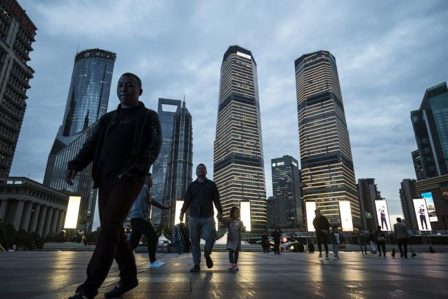 China Steps Up Crackdown, Imposes More Fines on Financial Firms