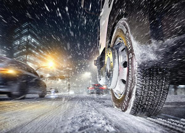 Continental Releases Updated European Winter Regulations for Commercial Vehicle Tyres