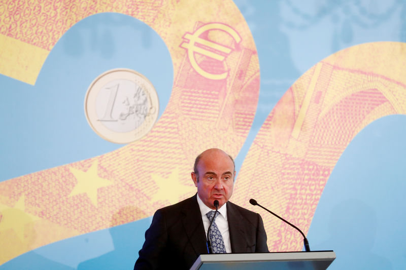 Disorderly Brexit would be shock to European economy: ECB's de Guindos