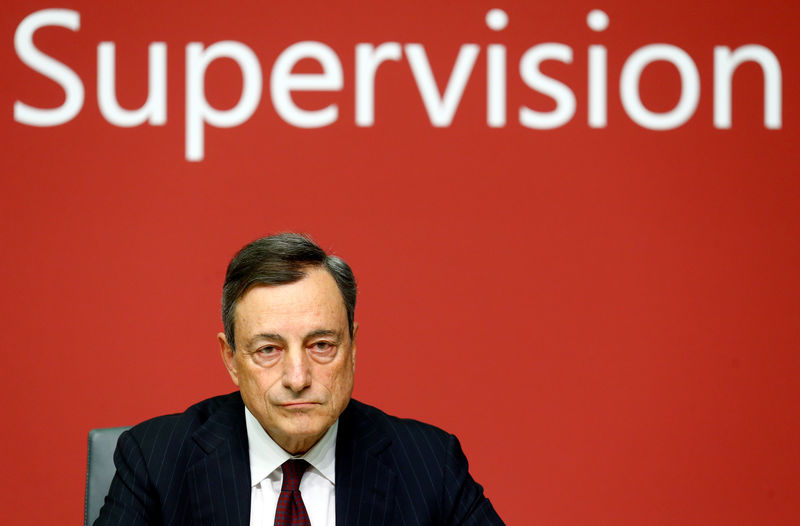 ECB raises GDP and inflation forecasts