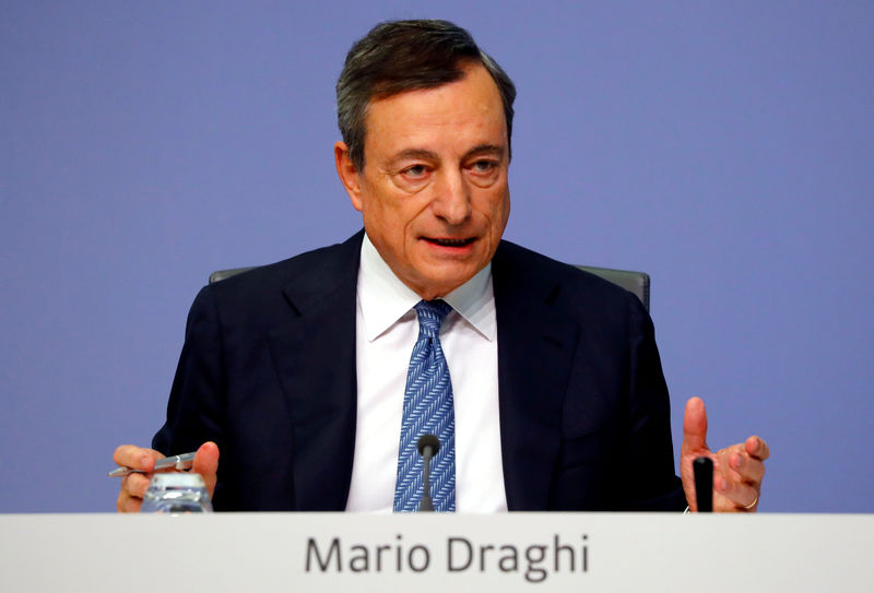 ECB's Draghi told Italy's Tria to stick to fiscal discipline beyond EU rules: sources