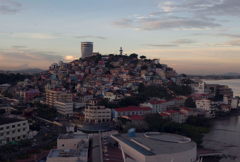 Ecuador inks .2 billion financing deal with IMF: Moreno