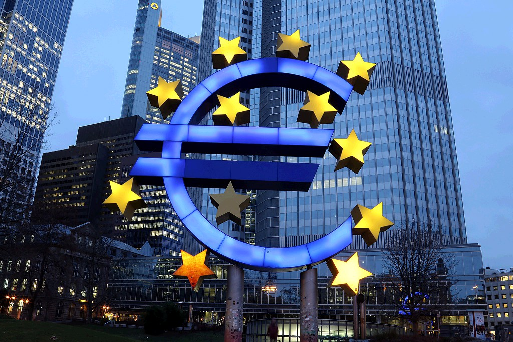 Euro zone yields steady with ECB expected to downplay #Euroboom