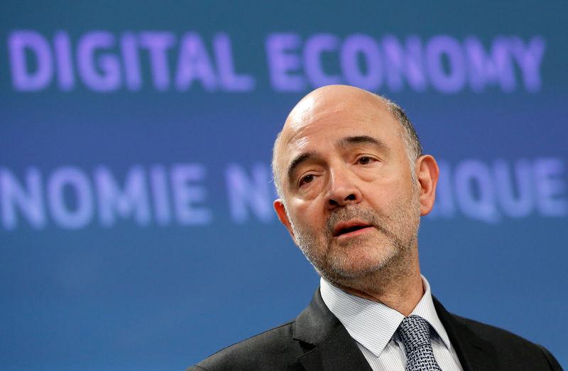 European Union urges 'cool heads' in global trade dispute