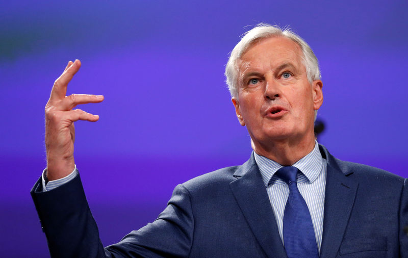 EU's Barnier is ready to speed up Brexit negotiations