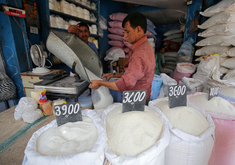 Exclusive: Iran buys Indian raw sugar for the first time in five years -trade sources
