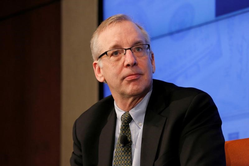 Fed's Dudley sees 'slightly restrictive' U.S. monetary policy on horizon
