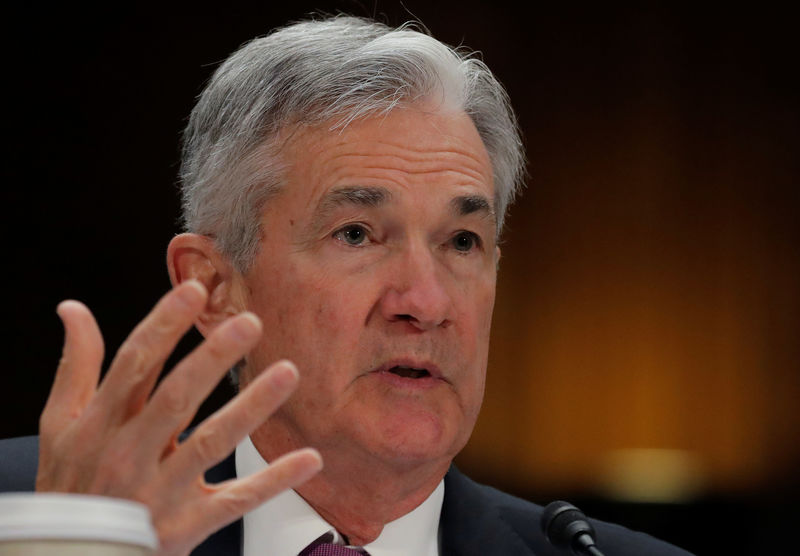 Fed's Powell: 'Patient' policy still warranted despite 'solid' U.S. growth