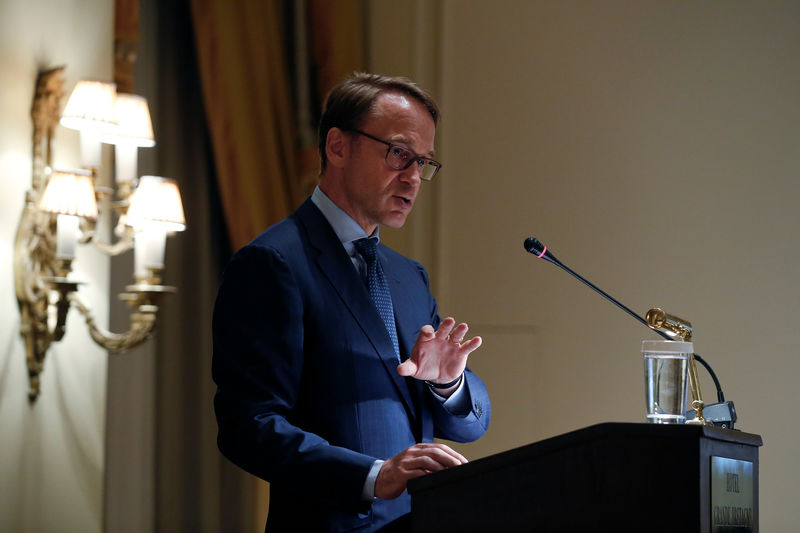 German cabinet agrees Weidmann can extend term at Bundesbank for eight years