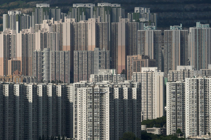 Hong Kong home prices post record-breaking growth in 2017