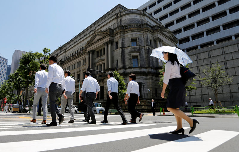 IMF says too early to talk about exit from easy policy in Japan