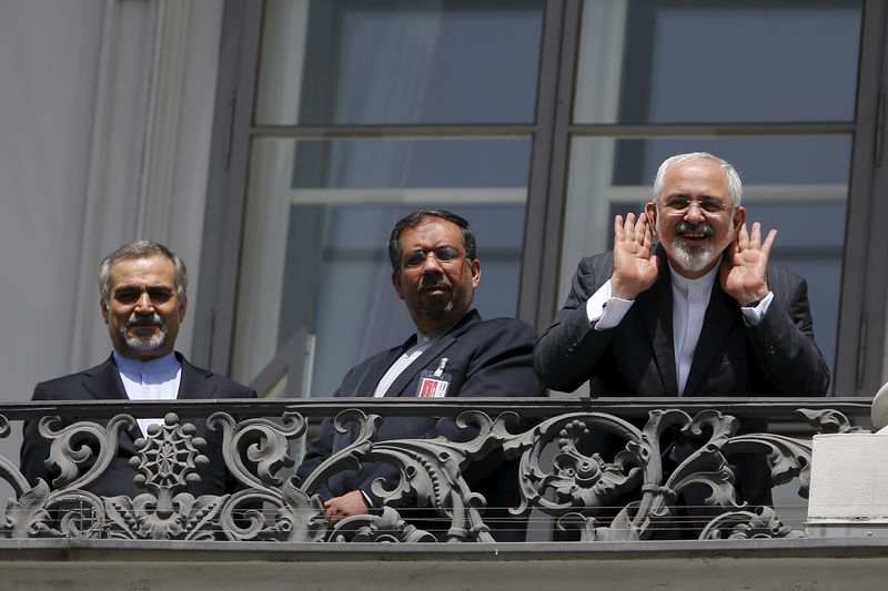 Iran infighting 'deadly poison' for foreign policy: Zarif