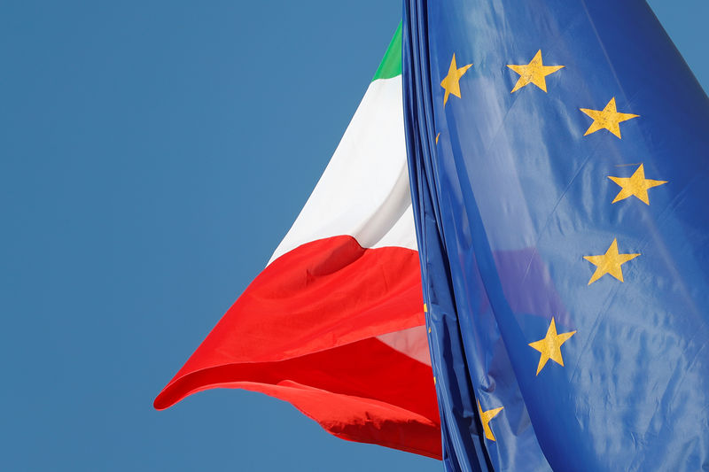 Italy budget unable to boost long-term growth: paper citing EU document