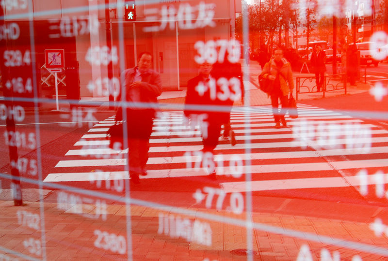 Japan stocks to end 2019 up 11 percent but tax hike remains concern: Reuters poll