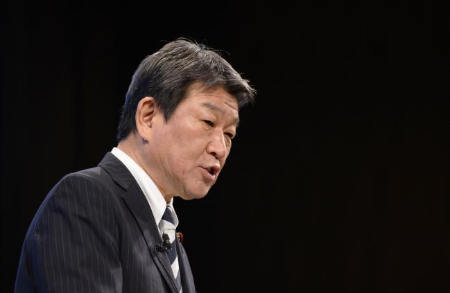 Japan Wants to Start U.S. Trade Talks Soon as Trump Ups Pressure