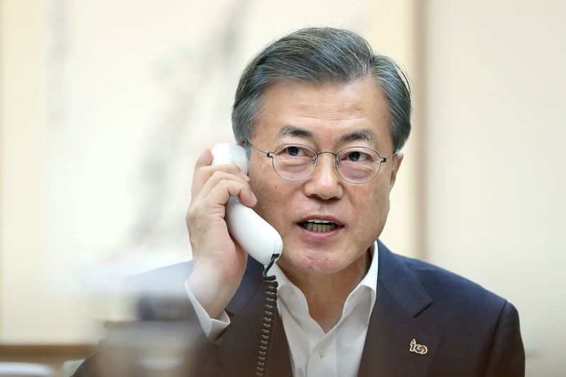 No deal blow for Moon's vision of 'peace-driven' Korean economy