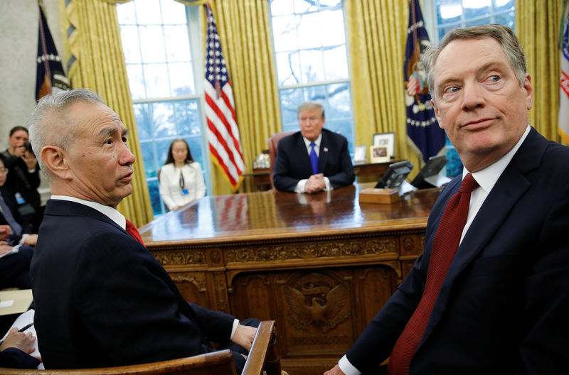 No more MOUs! USTR Lighthizer tweaks trade terminology after dispute with Trump