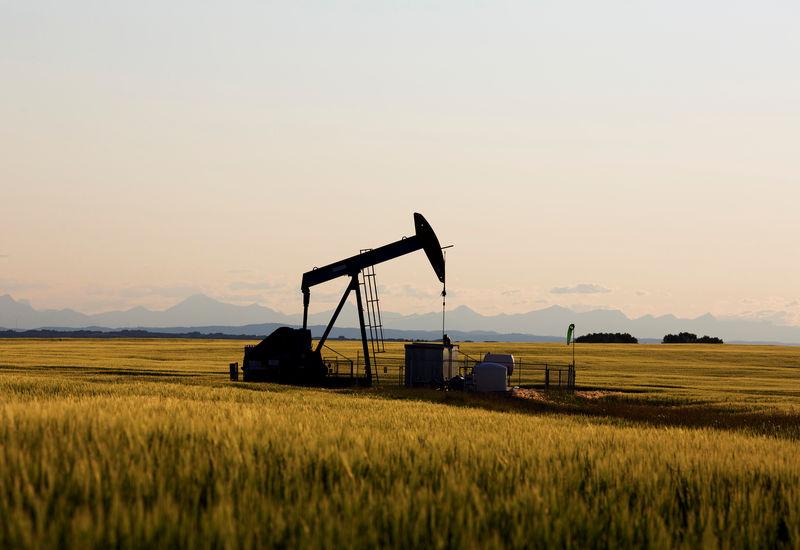 Oil near 2019 highs amid OPEC cuts, sanctions on Iran and Venezuela