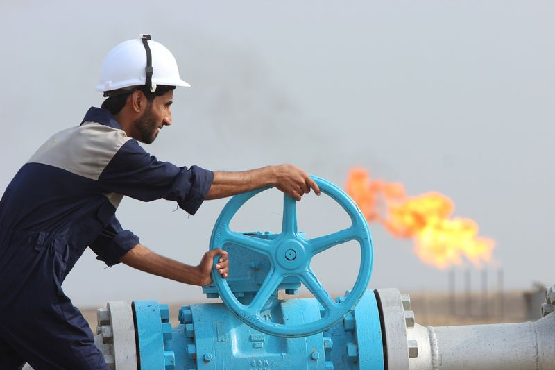 Oil Well Past  as OPEC Squeezes an Already Tight Market