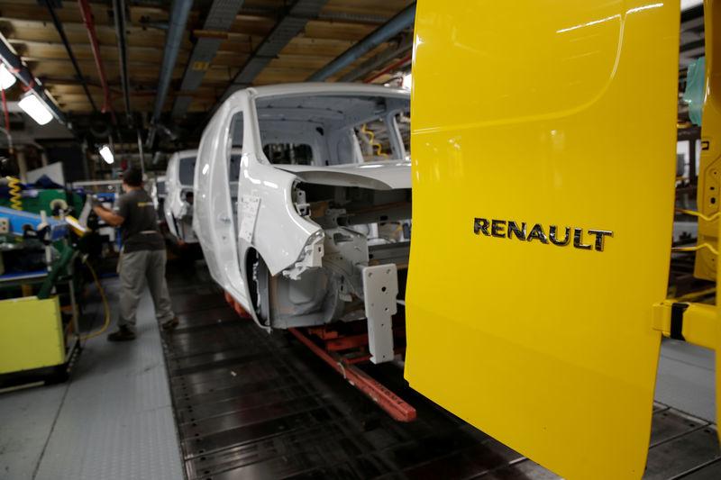 Renault plants to build new vans for Nissan, Mitsubishi
