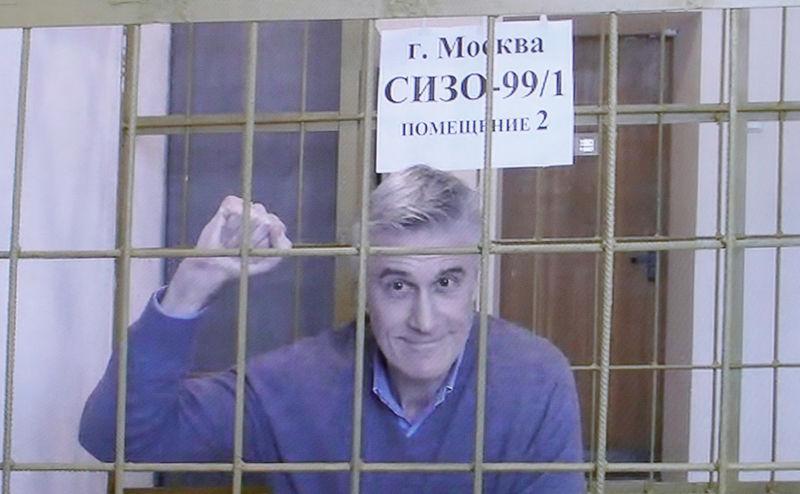 Russian court denies detained U.S. investor Calvey bail