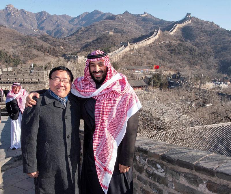 Saudi, China sign  billion worth of economic accords - SPA