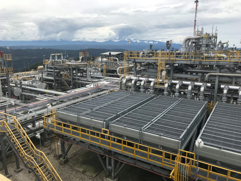 Shakes and superstition: Exxon faces backlash in Papua New Guinea