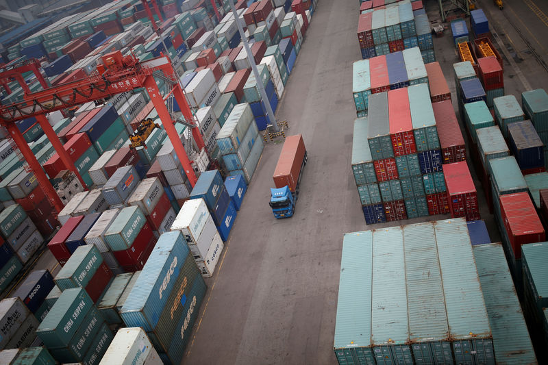 South Korea February exports seen sliding most in nearly three years: Reuters poll