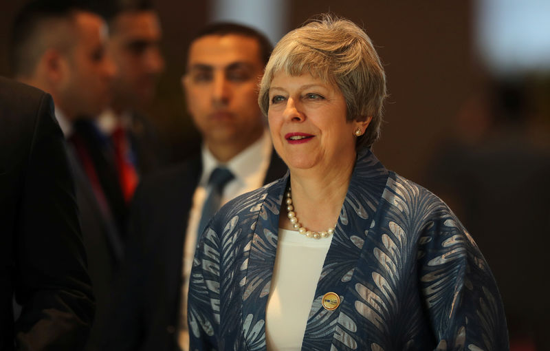 Theresa May buckles: British PM to rule out no-deal Brexit - The Sun