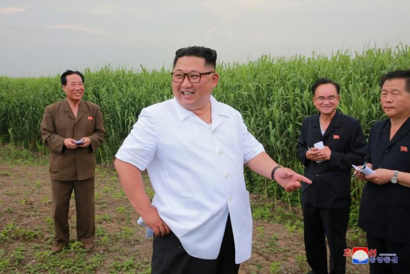 Tongue-lashings from North Korea's Kim underscore shift in focus to economy