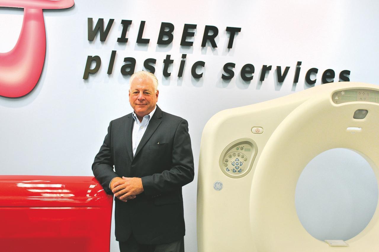 Training program helps Wilbert manage growth