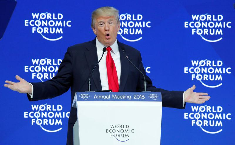 Trump says won't turn blind eye to unfair trade