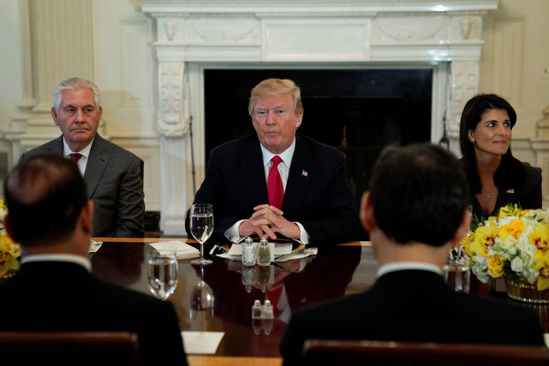 Trump to tout strong economy in State of the Union after turbulent first year