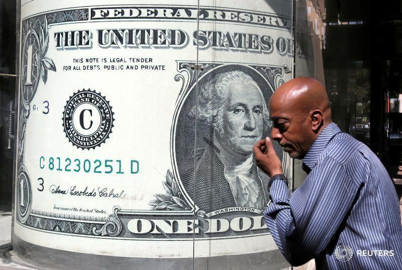 U.S. 10-Year Treasury Yield Hits Near 4-Year High Above 2.7%
