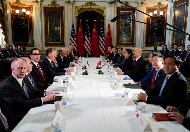 U.S. Chamber of Commerce urges comprehensive U.S.-China trade deal