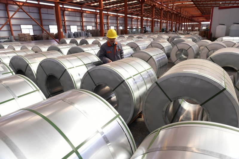 U.S. Commerce Department finds aluminum sheet imports from China subsidized